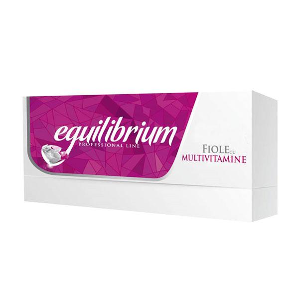 Multivitamin Vials - Gerovital Equilibrium