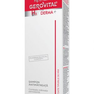 Anti-Hairloss Shampoo - Gerovital H3 Derma+