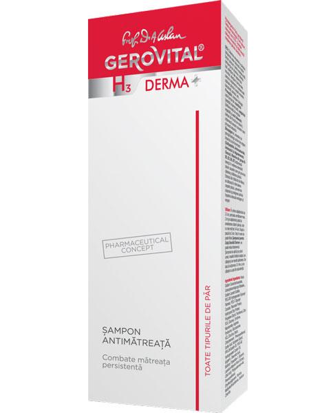 Anti-Hairloss Shampoo - Gerovital H3 Derma+